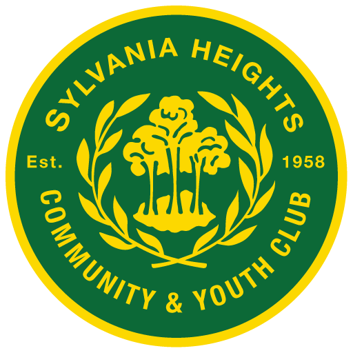 Sylvania Heights Community & Youth Club Inc. Est 1958.